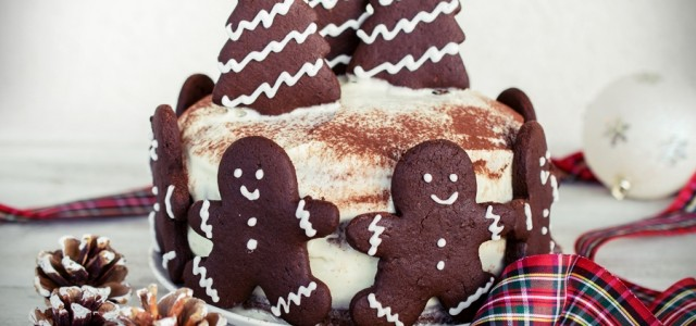 #Mydaymybliss: Ένα φανταστικό gingerbread cake και κάτι από #bictouch!