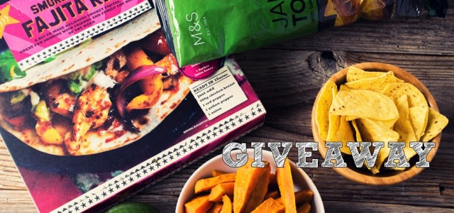 Giveaway – Marks & Spencer Food!